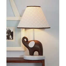 Blue Elephant Table Lamp