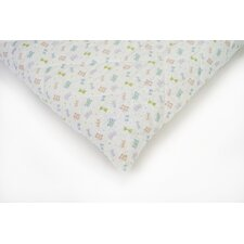 Basics Butterfly Quilted Playard Fitted Sheet