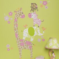 Jungle Jill Wall Decal