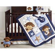 Monkey Crib Bedding Collection