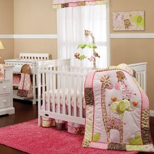 Jungle Crib Bedding Set