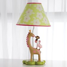 Jungle Fabric Empire Lamp Shade