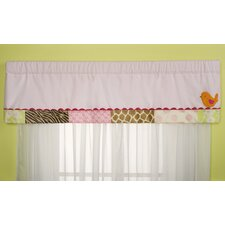 Jungle Jill Window Valance