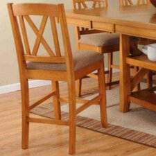 Ponderosa Bar Stool with Cushion