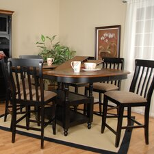 <strong>Comfort Decor</strong> Alta Vista Counter Dining Table