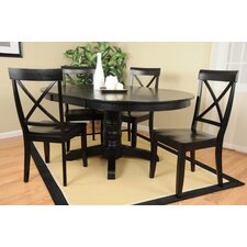 <strong>Comfort Decor</strong> Country Classics 5 Piece Dining Set