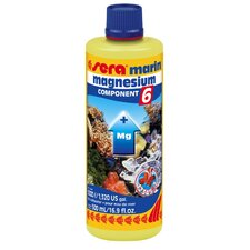 Marine Component 6 Magnesium Saltwater Conditioning and Maintenance