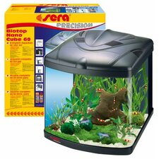 15.8 Gallon Biotop Nano Cube Aquarium Tank