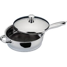 Cosmo Covered Deep Skillet with Lid
