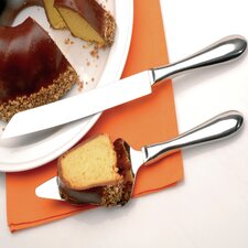 Saxophone 2 Piece Nuance Cake Serving Set