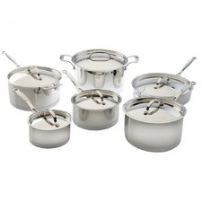 EarthChef Acadian 12-Piece Cookware Set