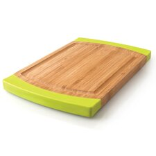 Rounded Bamboo Chopping Board