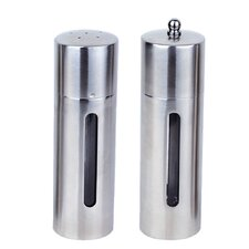 Round 2- Piece Salt and Pepper Mill Set