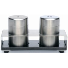 <strong>BergHOFF International</strong> Cubo 3-Piece Salt and Pepper Set