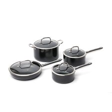 <strong>BergHOFF International</strong> Boreal Nonstick 8-Piece Cookware Set