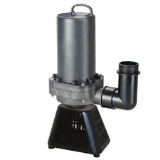 "2550GPH Skimmer Pump 138"" Shut Off"
