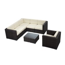 Brighton 6 Piece Sectional Set