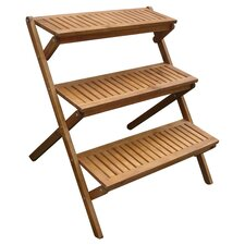 Three-Level Planter Stand