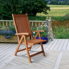 Vista Five Position Reclining Lounge Chair