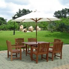 Airblade 7 Piece Dining Set