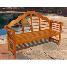 <strong>Vifah</strong> Outdoor Wood Garden Bench