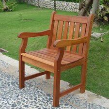 Henley Folding Dining Arm Chair