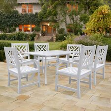 Bradley 7 Piece Dining Set