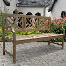 Acacia Garden Bench