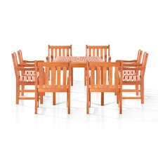 <strong>Vifah</strong> Benji 9 Piece Dining Set