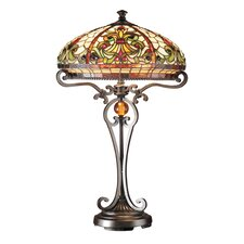 Antiques Roadshow Boehme Series Tiffany Table Lamp