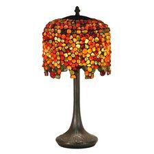 "Pebblestone Wisteria  22.5"" Table Lamp"
