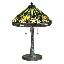 """Daffodil 23"""" Table Lamp with Empire Shade"""
