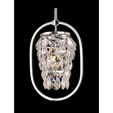 <strong>Dale Tiffany</strong> Tooley 1 Light Mini Pendant