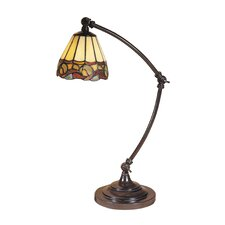 """Ainsley 19.5"""" H Table Lamp with Bowl Shade"""