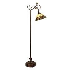 <strong>Dale Tiffany</strong> Crystal Jewel 1 Light  Floor Lamp