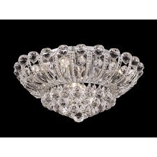 Lake Hill 8 Light Flush Mount