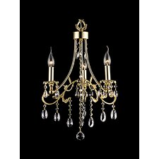 <strong>Dale Tiffany</strong> Broadway 3 Light Chandelier