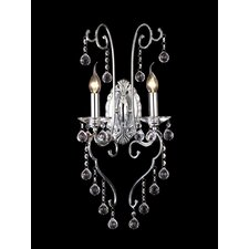 Mansfield 2 Light Wall Sconce