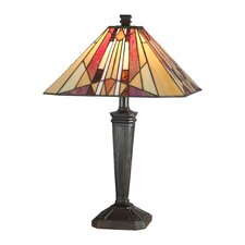 <strong>Dale Tiffany</strong> Frediano 1 Light Table Lamp