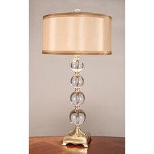 <strong>Dale Tiffany</strong> Crystal Aurora Table Lamp