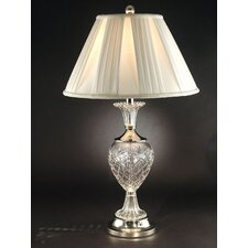 Yorktown  Crystal Table Lamp