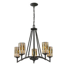 Candella 5 Light Chandelier
