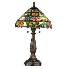 <strong>Dale Tiffany</strong> Trellis 2 Light Table Lamp