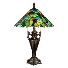 Grape Tree 2 Light Table Lamp