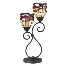 Fall River 2 Light Table Lamp