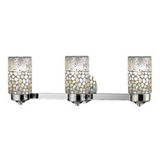<strong>Dale Tiffany</strong> Alps 3 Light Bath Vanity Light