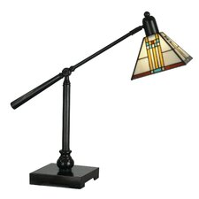 Mission Bank 1 Light Table Lamp