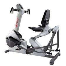 <strong>Smooth Fitness</strong> Elliptical Recumbent Bike