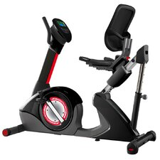 <strong>Smooth Fitness</strong> Semi Recumbent Bike