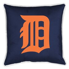 MLB Detroit Tigers Sidelines Pillow
